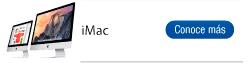 Encuentra aquí todas las referencias iMac
