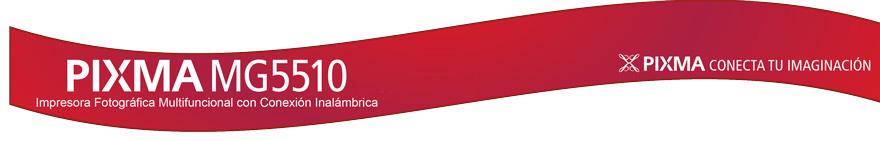 Multifuncional CANON PIXMA MG5510