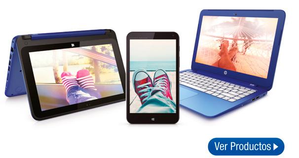 Familia HP Stream, tabletas y portátiles