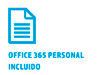 Office 365 personal incluido