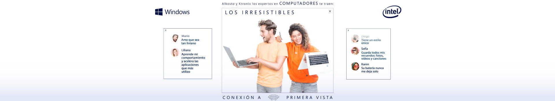 Computadores Irresistibles