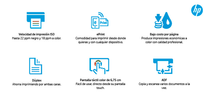 Multifuncional HP OJP 8710 Ng Alkosto Tienda Online