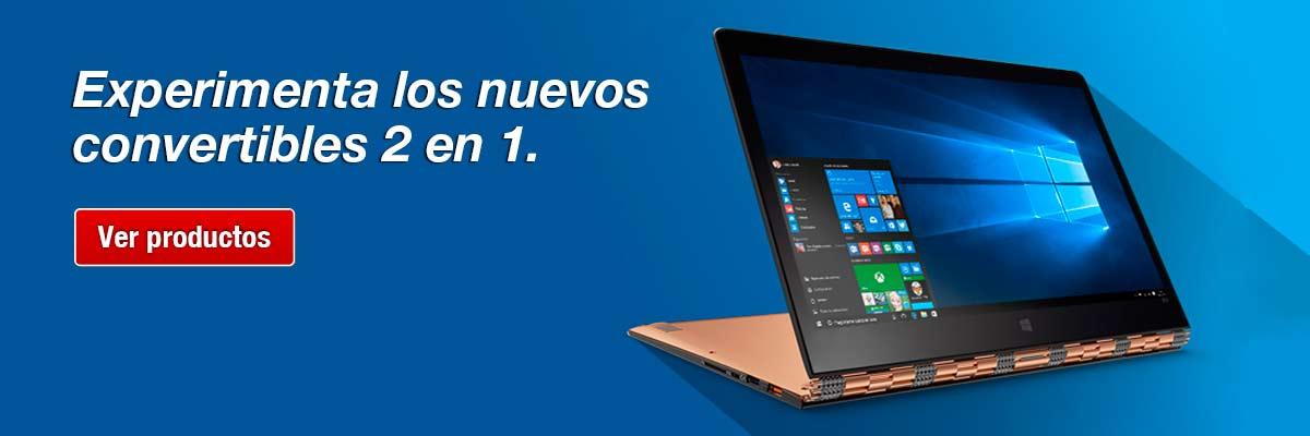 Intel Convertibles 2 en 1