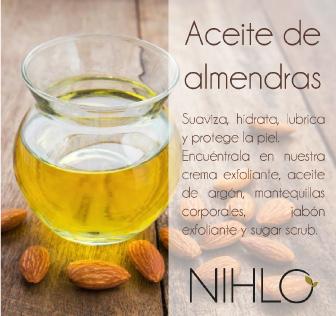EXTRACTO ALMENDRAS - banner oferta nihlo