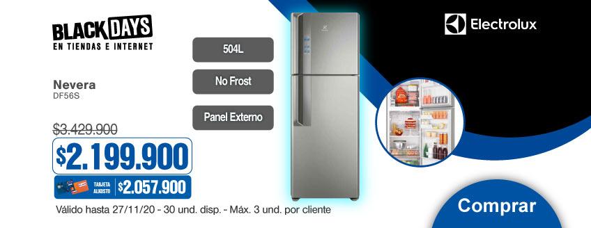 AK LB BCAT3 ELECT ELECTROLUX  NEV 504LtDF56S- 22 NOV