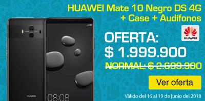 HOME INSTI ALKP-1-celulares-Celular Libre HUAWEI Mate 10 Negro DS 4G + Case + -prod-Junio16-19