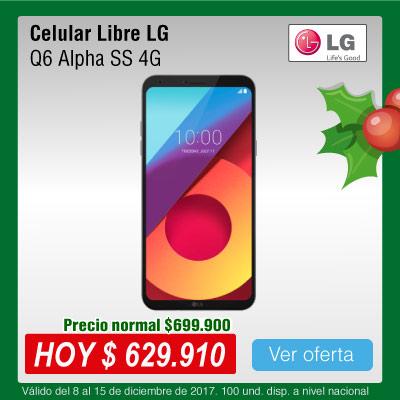 BIG ALKP-5-celulares-Celular Libre LG Q6 Alpha SS 4G-prod-diciembre8-15
