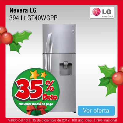 BIG ALKP-5-lb-Nevera LG 394 Lt GT40WGPP-prod-diciembre12-15