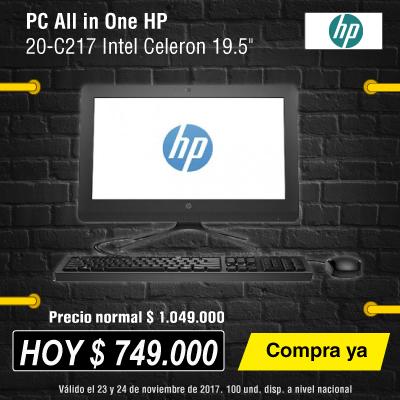 BIG ALKP-6-computadores-PC All in One HP - 20-C217 - Intel Celeron - 19.5-prod-noviembre23-24