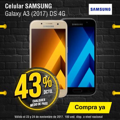 BIG ALKP-2-celulares-Celular SAMSUNG Galaxy A3 (2017) DS 4G-prod-noviembre23-24