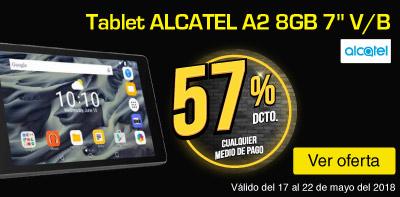 HOME INSTI ALKP-2-Tablets-Tablet ALCATEL A2 8GB 7