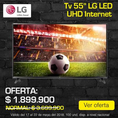BIG ALKP-1-TV-Tv 55 139cm LG LED 55UJ635 UHD Internet-prod-Mayo17-22