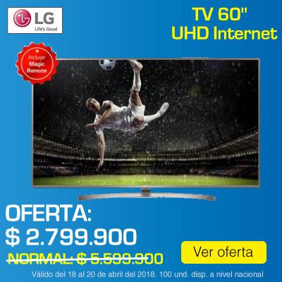 BIG ALKP-3-TV-TV 60 151cm LG 60UJ658 UHD Internet-prod-Abril18-20