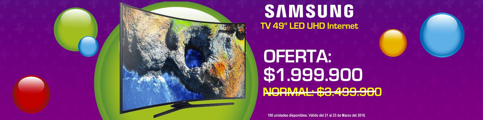 TOP PROMO ALKP-1-TV-TV 49 124cm SAMSUNG LED 49MU6300 UHD Internet-prod-Marzo21-23