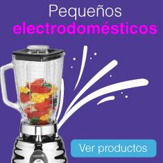 Categoria pequeños electrodomésticos - banner top