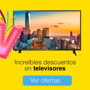 categoria televisores - banner top