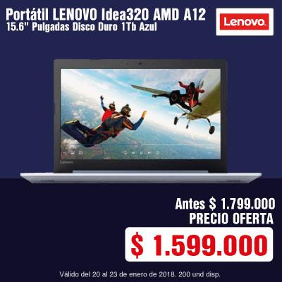BIG-AK-1-PCYTABLETS-Portátil-LENOVO---Idea320---AMD-A12-PROD-19ENERO23