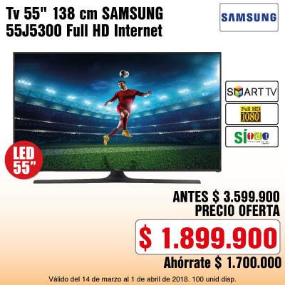 TCAT AK-3-tv-Samsung55J5300-prod-Marzo 21-24