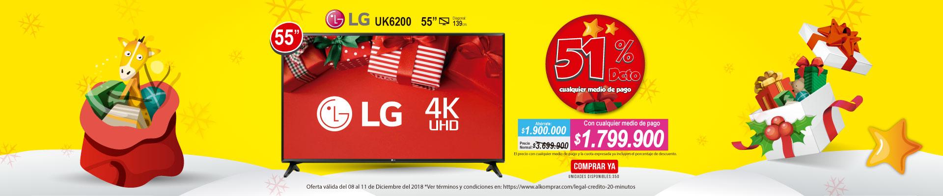 BP ALKP  LG TV
