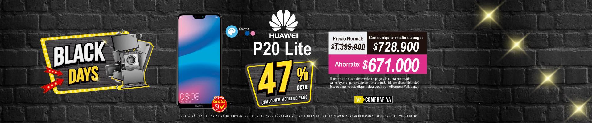 BP ALKP P20 LITE