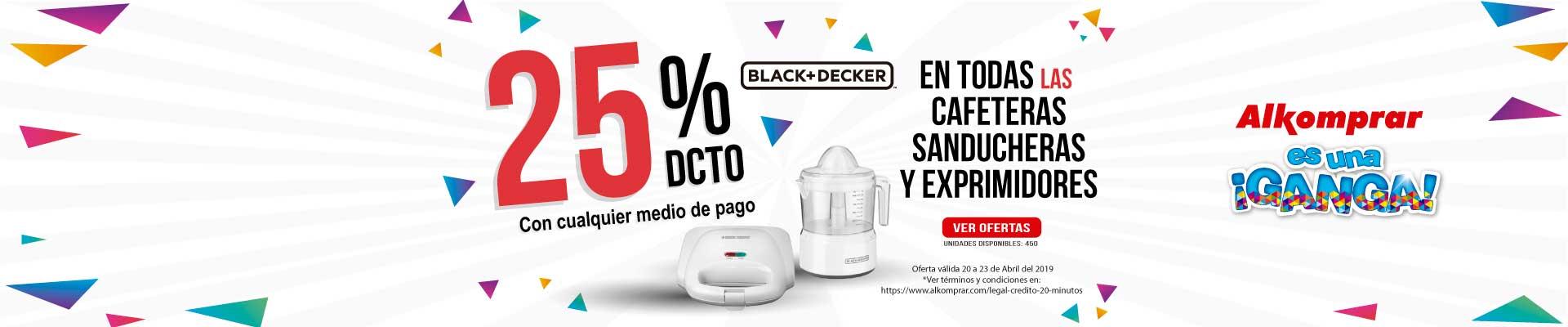 BP ALKP BLACK-DECKER
