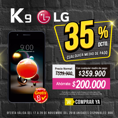 BT ALKP LG K9