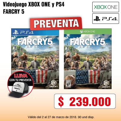 BIG AK-8-videojuegos-farcry5-prod-marzo14/17