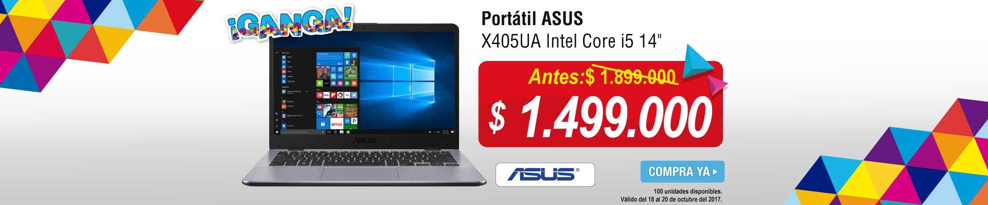 PPAL ALKP-1-computadores-Portátil ASUS X405UA-prod-octubre18-20