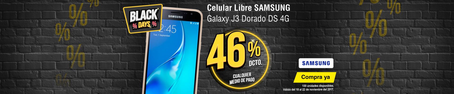 CAT ALKP-4-celulares-Celular Libre SAMSUNG Galaxy J3-prod-noviembre 22