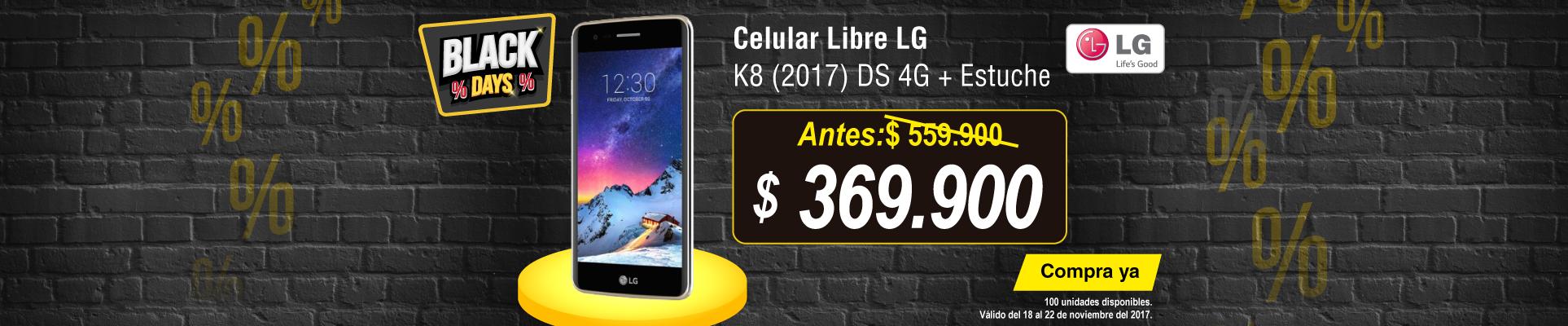 CAT ALKP-6-celulares-Celular Libre LG K8 (2017) DS 4G-prod-noviembre22