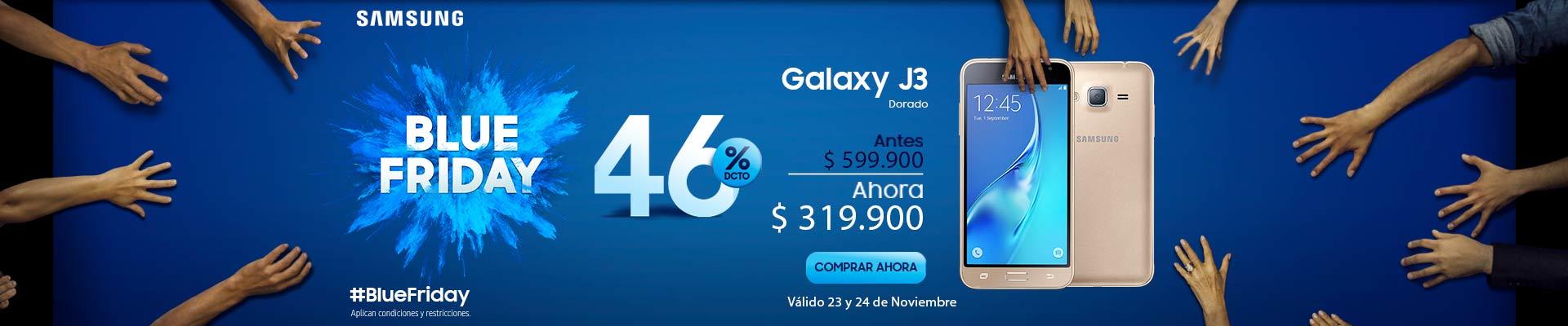 PPAL ALKP-6-celulares-Celular Libre SAMSUNG Galaxy J3 Dorado DS 4G-prod-noviembre23-24-blackfriday