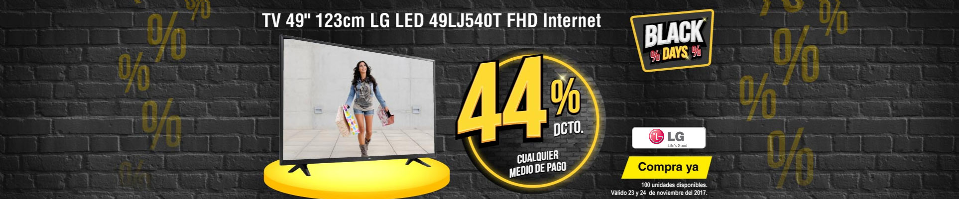 PPAL ALKP-2-tv-TV 49 123cm LG LED 49LJ540T FHD Internet-prod-noviembre23-24-blackfriday