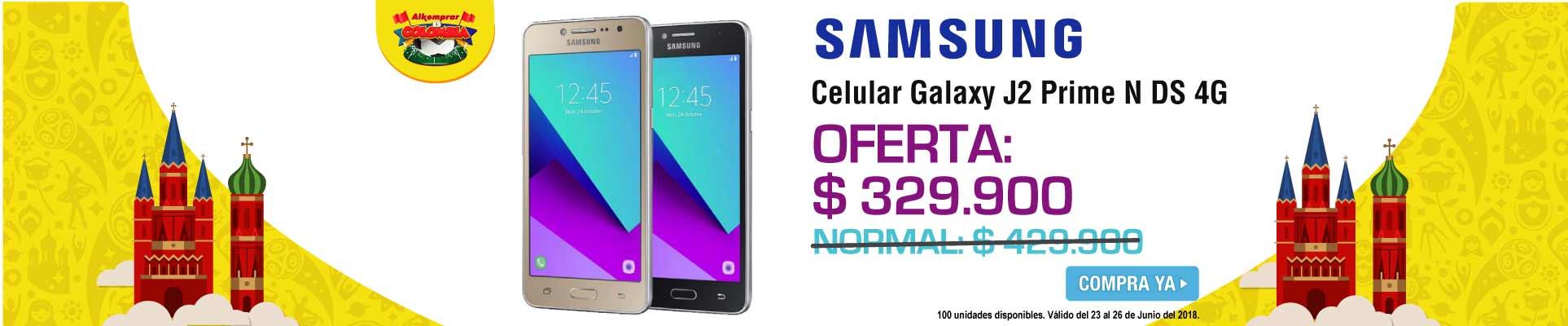 PPAL ALKP-3-celulares-Celular Libre SAMSUNG Galaxy J2 Prime N DS 4G -prod-Junio23-26