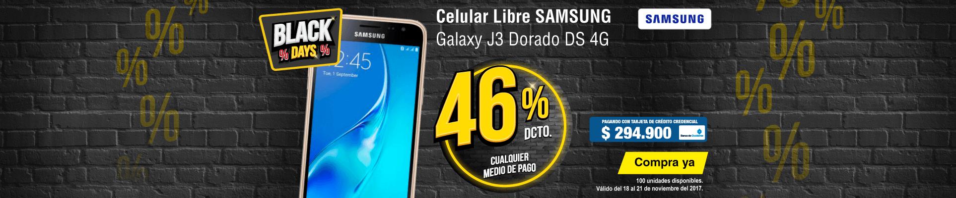 PPAL ALKP-4-celulares-Celular Libre SAMSUNG Galaxy J3 Dorado DS 4G-prod-noviembre18-21-MARCAS