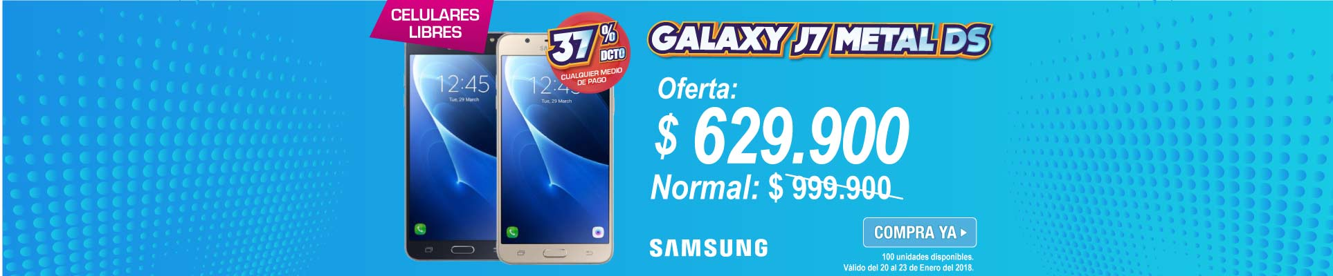 PPAL ALKP-5-celulares-Celular SAMSUNG Galaxy J7  metal-prod-enero20-23