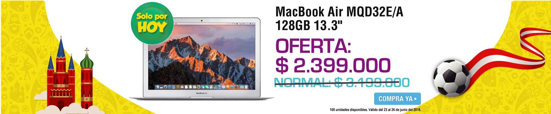 PPAL ALKP-1-computadores-MacBook Air MQD32E/A 128GB 13.3