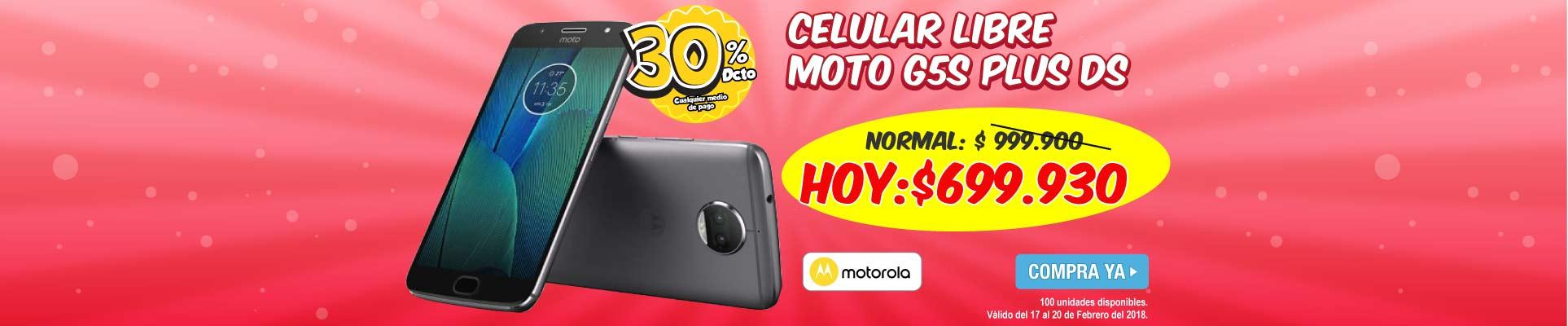 PPAL ALKP-1-celulares-Celular Libre MOTOROLA Moto G5S Plus DS-prod-Febrero17-20
