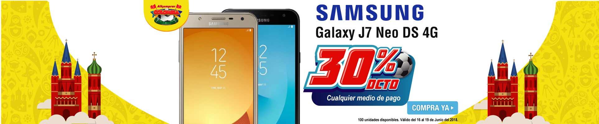 PPAL ALKP-2-celulares-Celular Libre SAMSUNG Galaxy J7 Neo DS 4G-prod-Junio16-19