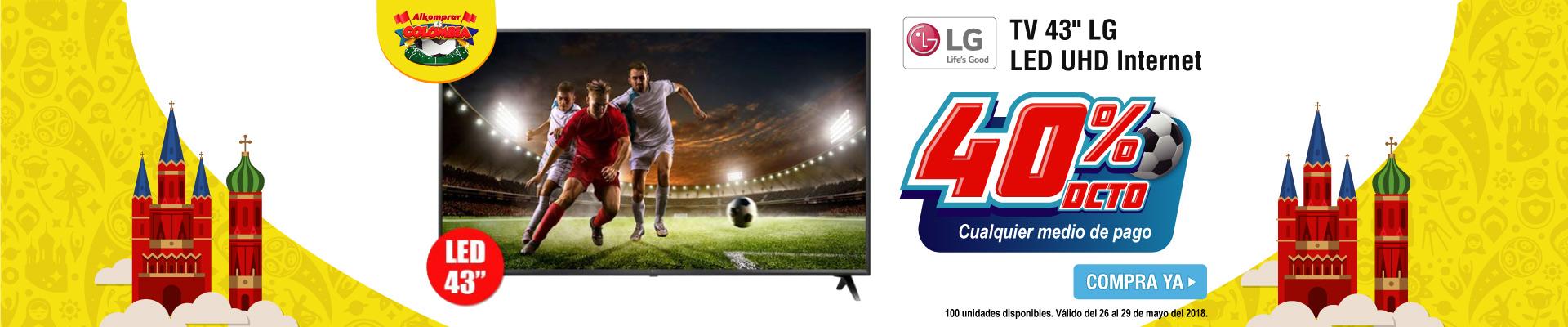 PPAL ALKP-1-TV-TV 43
