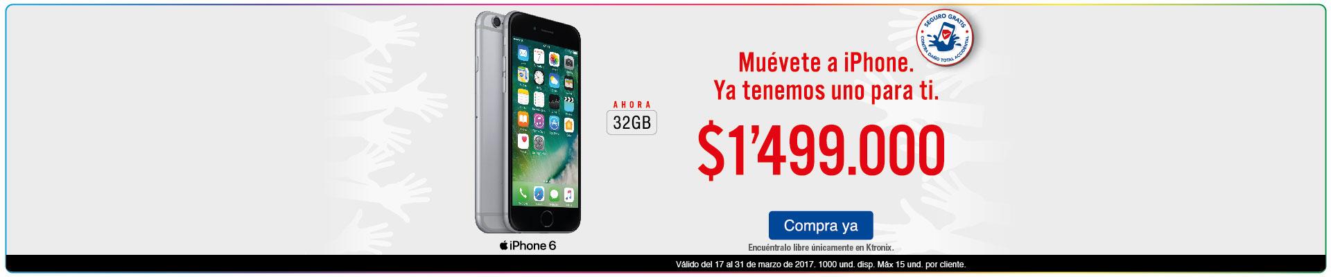 Bppal KT - Muevete a iPhone - Mar18
