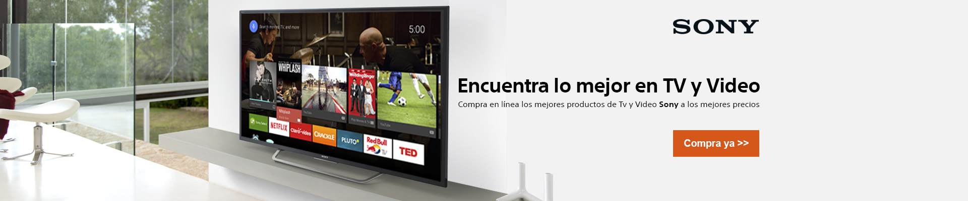 CAT - TV SONY JUNIO
