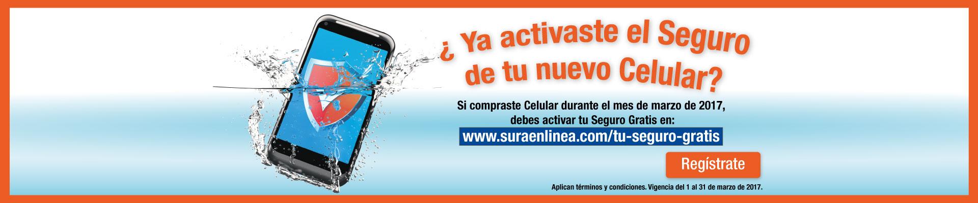 Bppal AK - Activa Seguro Gratis Celulares - Mar29