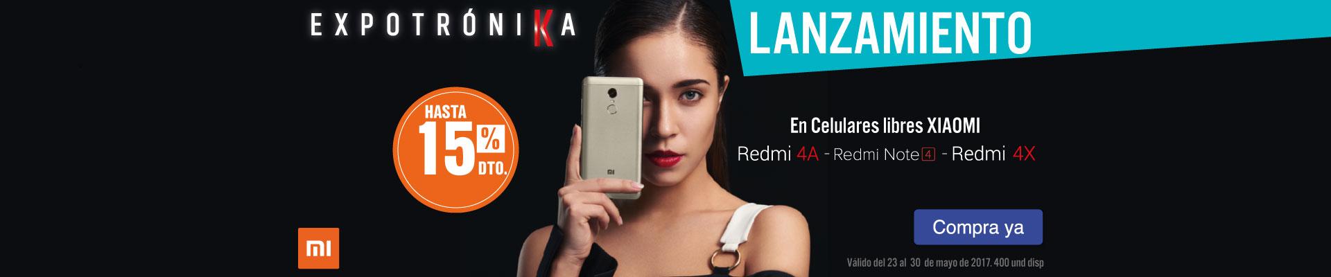 Pauta Xiaomi - Bppal KT - Lanzamiento Celular Xiaomi - May23
