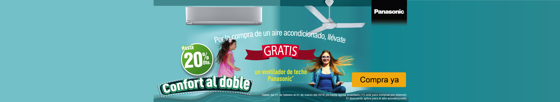 CAT-CLIM-AKyKT-1-lb-Aires-Acondicionados-PANASONIC-gratis-ventilador-techo-cat-febrero21-23