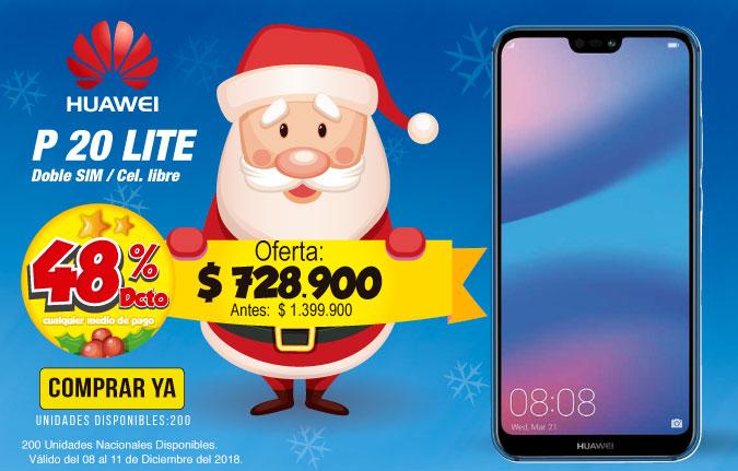 HT OFERTA Cel4G Huawei P20 Lite DS