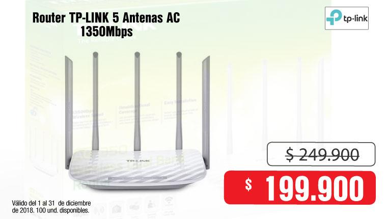 KT-MEGA-1-ACC-CASA-PP-TP-LINK-ROUTER-Antenas AC 1350Mbps-DICIEMBRE-15