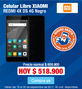 MENU AK -1-celulares-Xiaomi REDMI 4X 'Ng-cat-septiembre-20-23