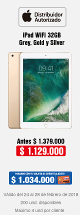 MENU AK-KT-1-tablets-iPad WiFi 32GB Grey, Gold y Silver-cat-febrero24/28