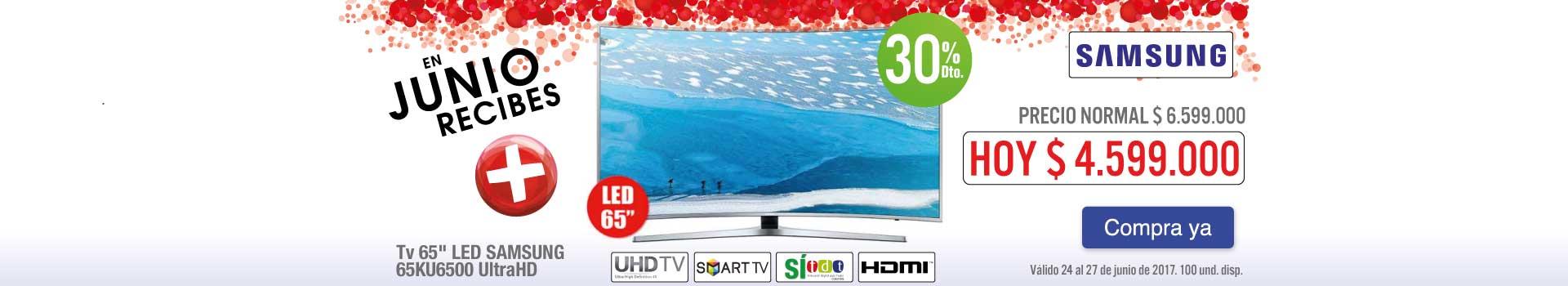 OPC KT- TV SG 65KU65 - JUNIO 24