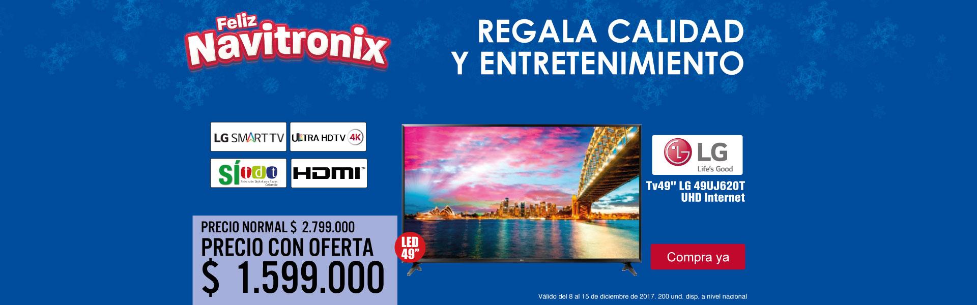 PPAL KT-2-TELEVISOR LG 49UJ620-TV-DIC11-15